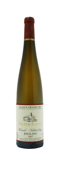 Meyer-Fonné Domaine : sale of wines (reserve wines, late harvests, grands crus, riesling, gewurztraminer, pinot gris, pinot noir, pinot blanc, vendange tardive, selection of noble grapes, cremant)